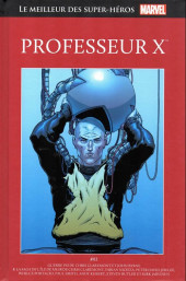 Marvel Comics : Le meilleur des Super-Héros - La collection (Hachette) -71- Professeur x