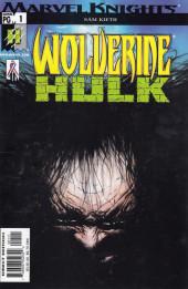 Wolverine/ Hulk (2002) -1- Wolverine/ Hulk #1