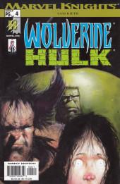 Wolverine/ Hulk (2002) -4- Wolverine/ Hulk #4