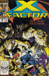 X-Factor (Marvel comics - 1986) -42- All That Glitters...