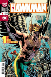 Hawkman (2018) -1- Awakening Part One - What's Past is Prologue
