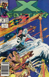 X-Factor (Marvel comics - 1986) -63- Family