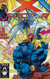 X-Factor (Marvel comics - 1986) -65- Endgame Part 1: Malign Influences