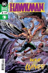 Hawkman (2018) -3- Awakening Part Three - Right of Passage