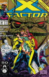 X-Factor (Marvel comics - 1986) -66- Endgame Part 2: Heroic Effort