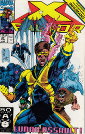 X-Factor (Marvel comics - 1986) -67- Endgame Part 3: Lunar Opposition