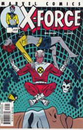 X-Force Vol.1 (Marvel comics - 1991) -117- Mister Sensitive