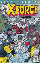 X-Force Vol.1 (Marvel comics - 1991) -119- What's One Life?