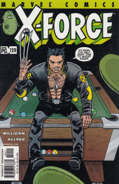 X-Force Vol.1 (Marvel comics - 1991) -120- Snikt!