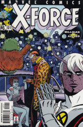 X-Force Vol.1 (Marvel comics - 1991) -121- Lacuna: Part One: Captain Coconut