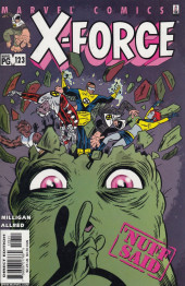 X-Force Vol.1 (Marvel comics - 1991) -123- Tick Tock
