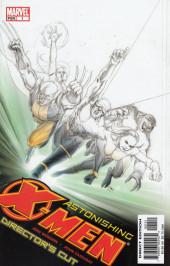 Astonishing X-Men (2004) -1SP- Astonishing X-Men Director's Cut #1