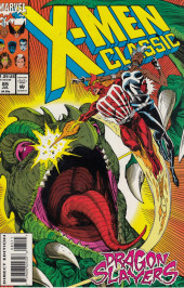 X-Men Classic (1990) -85- Tokyo Story