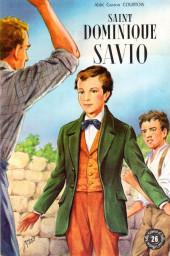 Belles histoires et belles vies -26b82- Saint Dominique Savio