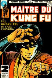 Les mains de Shang-Chi, maître du Kung-Fu (Éditions Héritage) -7273- Les guerriers de l'aube dorée, parties 4 & 5
