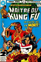Les mains de Shang-Chi, maître du Kung-Fu (Éditions Héritage) -7879- Les fantômes d'un passé muet