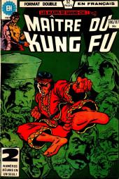 Les mains de Shang-Chi, maître du Kung-Fu (Éditions Héritage) -8687- Rouge de croc et de griffe, tout amour perdu