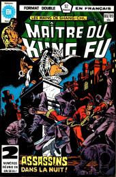 Les mains de Shang-Chi, maître du Kung-Fu (Éditions Héritage) -8889- Ni la fumée, ni les graines, ni le sang!
