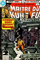 Les mains de Shang-Chi, maître du Kung-Fu (Éditions Héritage) -9091- A City Asea