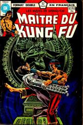 Les mains de Shang-Chi, maître du Kung-Fu (Éditions Héritage) -9293- Le poing rasoir