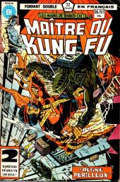 Les mains de Shang-Chi, maître du Kung-Fu (Éditions Héritage) -9697- Le baiser de l'anger noir