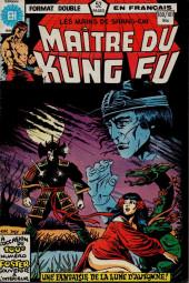 Les mains de Shang-Chi, maître du Kung-Fu (Éditions Héritage) -100101- Apprendre et brûler!