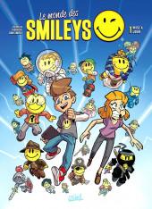 Le monde des Smileys -1- Mise à jour