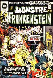 Le monstre de Frankenstein (Éditions Héritage) -1- Frankenstein!