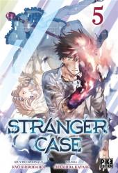 Stranger Case -5- Tome 5