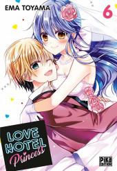 Love hotel princess -6- Tome 6