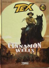 Tex (romanzi a fumetti) -8- Cinnamon Wells