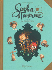 Sacha et Tomcrouz -2- La cour du roi