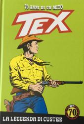 Tex (70 anni di un mito) -40- Tragico epilogo-Congiura contro Custer