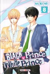 Black Prince & White Prince -8- Tome 8