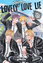 Lovely love lie -22- Tome 22