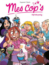 Mes cop's -10- Tome 10
