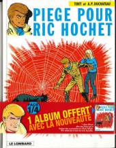 Ric Hochet -5pub- Piège pour Ric Hochet