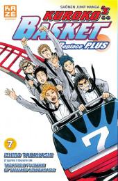 Kuroko's Basket - Replace Plus -7- Tome 7
