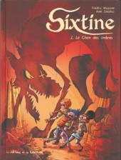 Sixtine -2- Le Chien des ombres