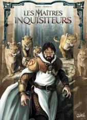Les maîtres Inquisiteurs -11- Zakariel