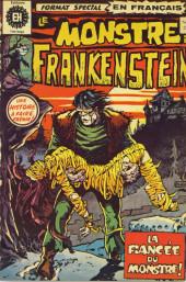 Le monstre de Frankenstein (Éditions Héritage) -2- La fiancée du monstre!
