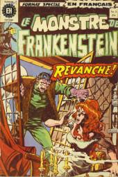 Le monstre de Frankenstein (Éditions Héritage) -3- La vengeance du monstre!