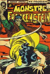 Le monstre de Frankenstein (Éditions Héritage) -7- La fureur d'un maniaque!