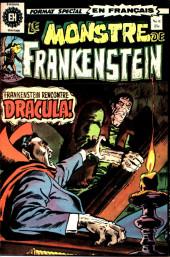 Le monstre de Frankenstein (Éditions Héritage) -8- Mon nom est... Dracula
