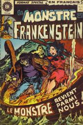 Le monstre de Frankenstein (Éditions Héritage) -5- Le monstre revient parmi nous