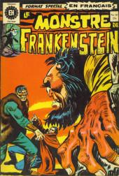 Le monstre de Frankenstein (Éditions Héritage) -10- Le dernier Frankenstein!