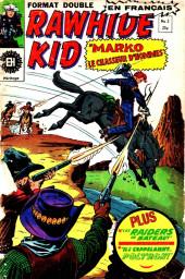 Rawhide Kid (Éditions Héritage) -2- Le chasseur de primes!
