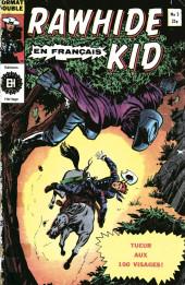 Rawhide Kid (Éditions Héritage) -3- Tueur aux 100 visages!