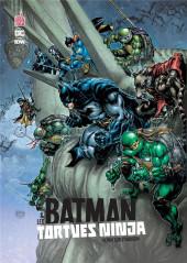 Batman & les Tortues Ninja -2- Venin sur l'Hudson