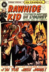 Rawhide Kid (Éditions Héritage) -11- J'ai tué Jesse James!